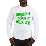 Kidney Disease Go Fight Cure Long Sleeve T-Shirt