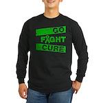 Kidney Disease Go Fight Cure Long Sleeve Dark T-Sh