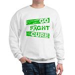 Kidney Disease Go Fight Cure Sweatshirt