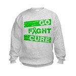 Kidney Disease Go Fight Cure Kids Sweatshirt