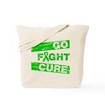 Kidney Disease Go Fight Cure Tote Bag