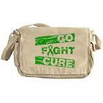 Kidney Disease Go Fight Cure Messenger Bag