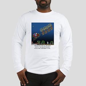 Santa's GPS Long Sleeve T-Shirt