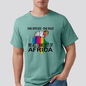 ONE SPECIES - ONE RACE #2 T-Shirt