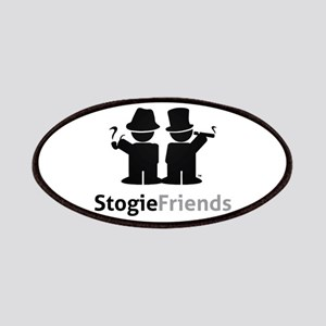 Stogie Friends Black Patches