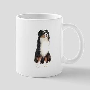 Australian Shep (tri) #2 Mug