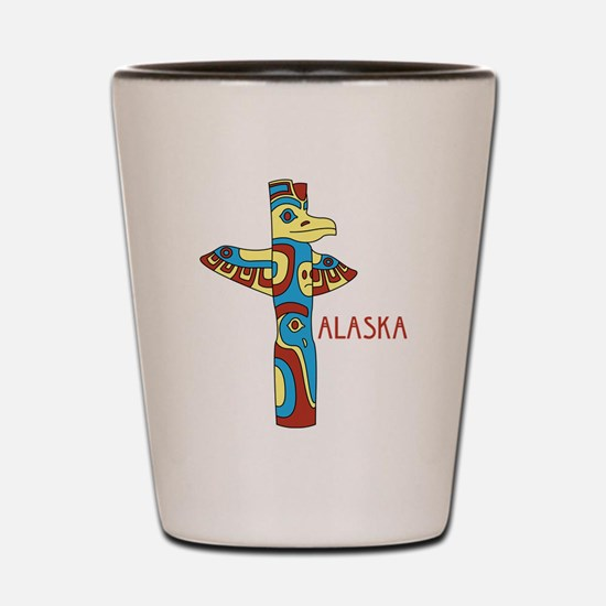 Alaska Shot Glass