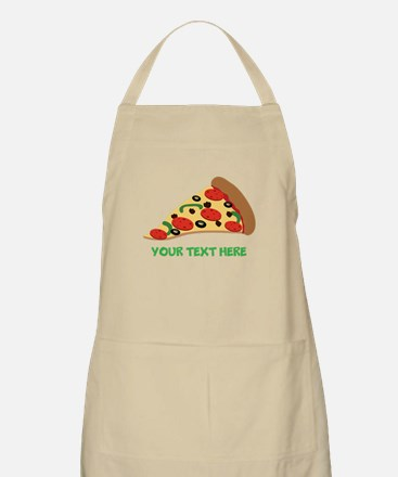 Pizza Lover Personalized Apron