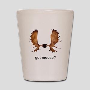 got moose? Shot Glass