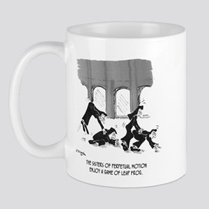 Sisters of Perpetual Motion Mug