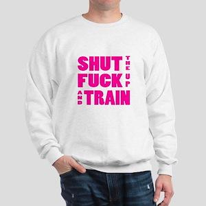 Pink STFU Sweatshirt