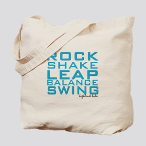 Shake and Rock Highland Babe Tote Bag