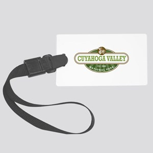 Cuyahoga Valley National Park Luggage Tag