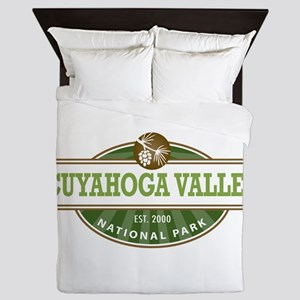 Cuyahoga Valley National Park Queen Duvet
