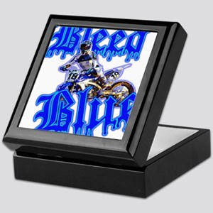 Bleed Blue 3 Keepsake Box