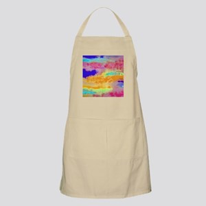 Bright Colorful abstract Apron