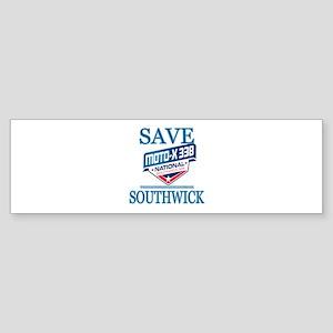 SaveSouthwick Bumper Sticker