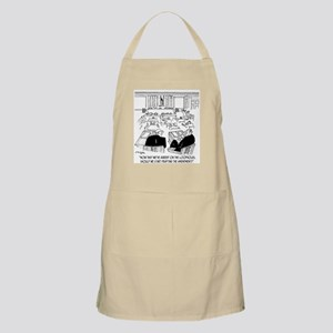 Drafting the Loopholes Apron