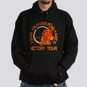 75th Hunger Games Victory Tour Hoodie (dark)