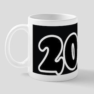 2014 LICENSE PLATE Mug
