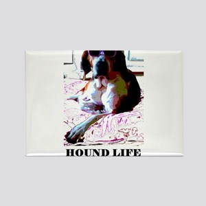 Hound Life Magnets