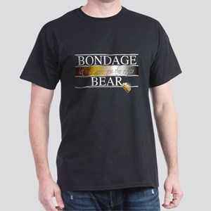 Bondage Bear Dark T-Shirt