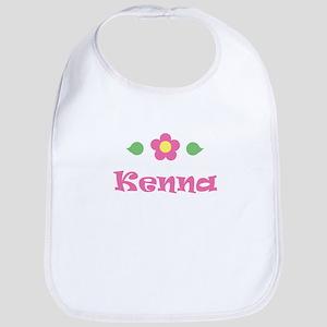 "Pink Daisy - ""Kenna"" Bib"