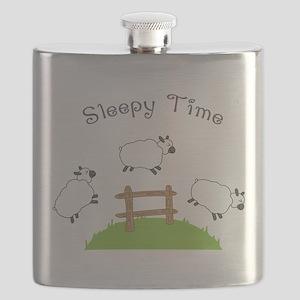 Sleepy Time Flask