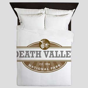 Death Valley National Park Queen Duvet