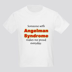 """Angelman Syndrome Pride"" Kids T-Shirt"