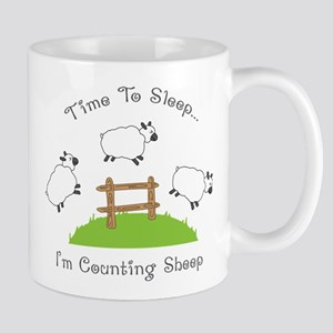 Time To Sleep Mugs