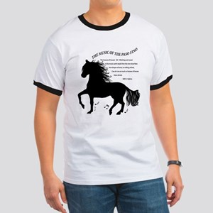 The Music of the Paso Fino Ringer T