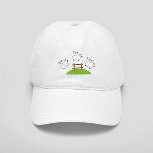 One Two Three Baseball Cap