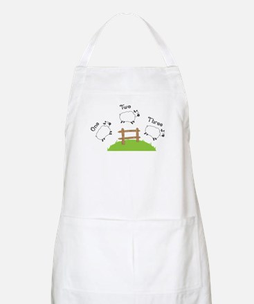 One Two Three Apron