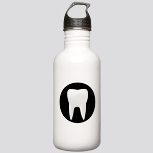 Tooth Stainless Water Bottle 1.0L