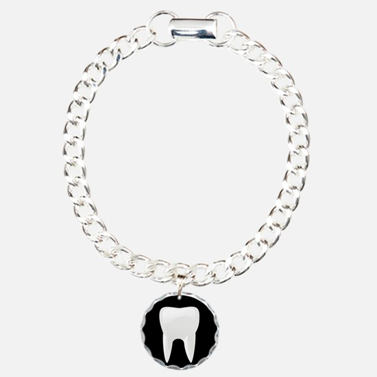 Tooth Charm Bracelet, One Charm