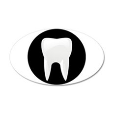 Tooth Wall Sticker