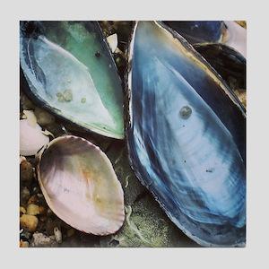 Sweet Shells Tile Coaster