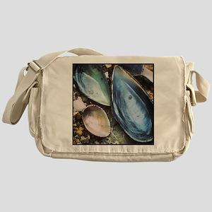 Sweet Shells Messenger Bag