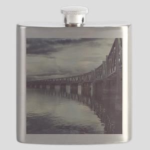 Bridge Reflection Flask