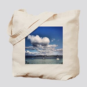 Boating Bliss Tote Bag