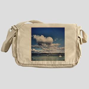 Boating Bliss Messenger Bag