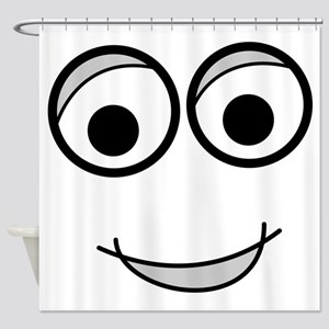 Halloween - Googly Eyes Shower Curtain