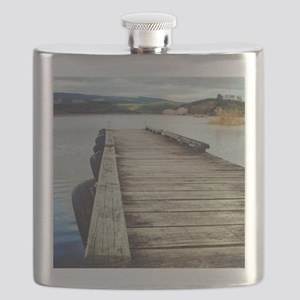 On the Jetty Flask