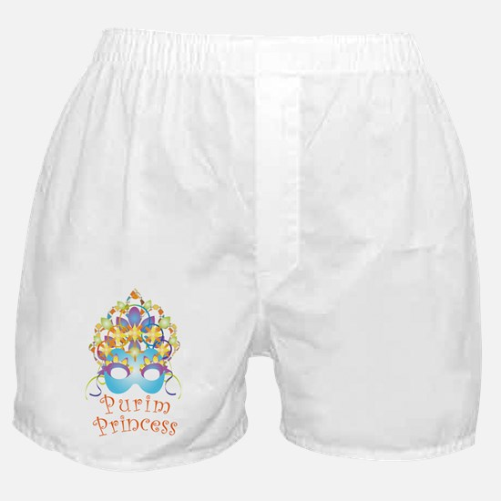 Purim Princess Boxer Shorts