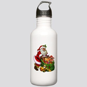 Santa Claus! Stainless Water Bottle 1.0L