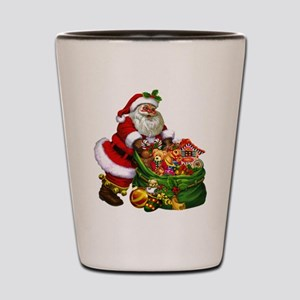 Santa Claus! Shot Glass