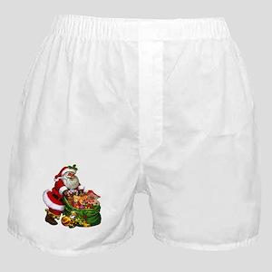 Santa Claus! Boxer Shorts