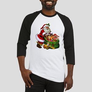 Santa Claus! Baseball Jersey