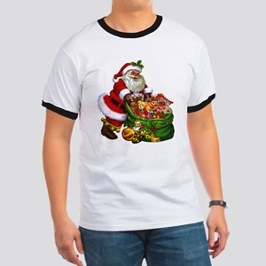 Santa Claus! Ringer T
